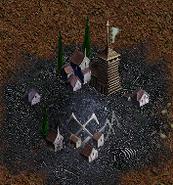 Тёмные эльфы-город-1