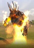 Элементаль огня (AoW III)