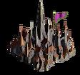 Dark Elves City. AoW I