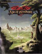 Age of Wonders - одна из обложек