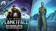 Age of Wonders Planetfall - Gameplay Faction Spotlight The Syndicate
