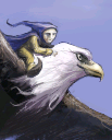 Halfling-Eagle-Rider