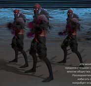 Боец Авангарда, посвящённый