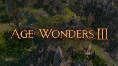 Age of Wonders III Announcement Trailer