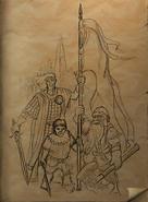 Victory. Elves
