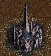Тёмные эльфы-город-2