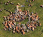 Деревня людей (AoW III)