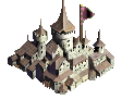 Dwarves City. AoW I