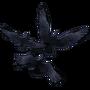 Чёрные вороны-иконка