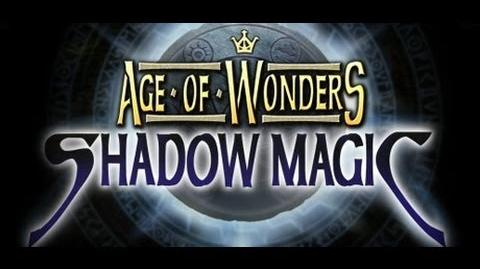 Age of Wonders Shadow Magic Intro