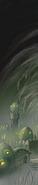 Lizards City Icon. AoW I. Night