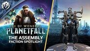 Age of Wonders Planetfall - Gameplay Faction Spotlight The Assembly