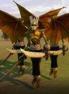 Драконид, летун (AoW III)