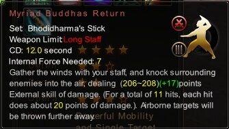 (Bhodidharma's Stick) Myriad Buddhas Return (Description).jpg