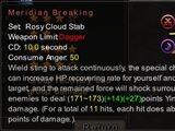 Meridian Breaking