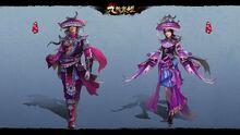 Five immortals sect cloth.jpeg