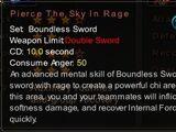 Pierce The Sky In Rage