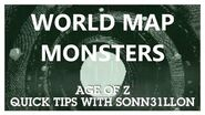 Age of Z - Quick Tips - Monsters and Zombies