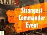 Strongest Commander