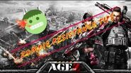 Zombie Resistance Tips with 5516 score gameplay - Age of Z