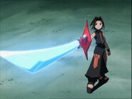 Spirit of Sword after using Spirit Reduction