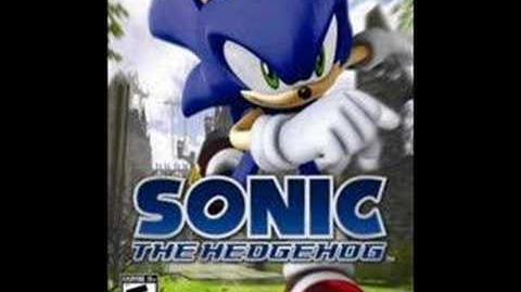 Sonic The Hedgehog Music - His World