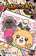 Aggretsuko Comic Issue2 CoverC