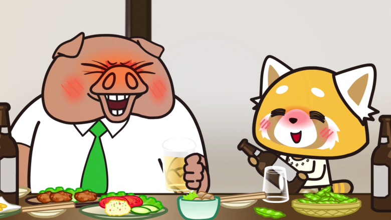 Aggretsuko drinks.png