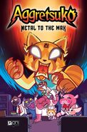 Aggretsuko Compilation MetalToTheMax CoverA