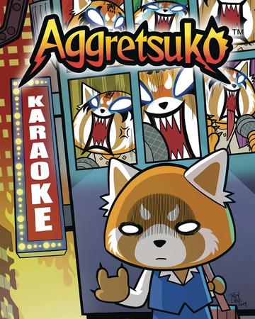 Aggrestuko Issue 1 Cover.png