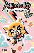 Aggretsuko Compilation StreessManagement CoverB