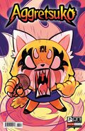 Aggretsuko Comic Issue4 CoverA