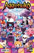 Aggretsuko Comic Issue5 CoverB