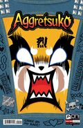 Aggretsuko Comic Issue4 CoverB