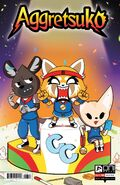 Aggretsuko Comic Issue6 CoverA