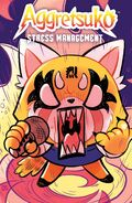 Aggretsuko Compilation StreessManagement CoverA