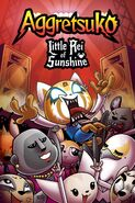 Aggretsuko GraphicNovel LIttleReiOfSunshine CoverA