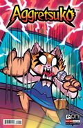Aggretsuko Comic Issue2 CoverB