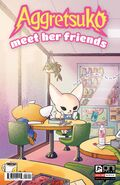 Aggretsuko Comic MHF2 CoverB