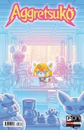 Aggretsuko Comic Issue6 CoverB