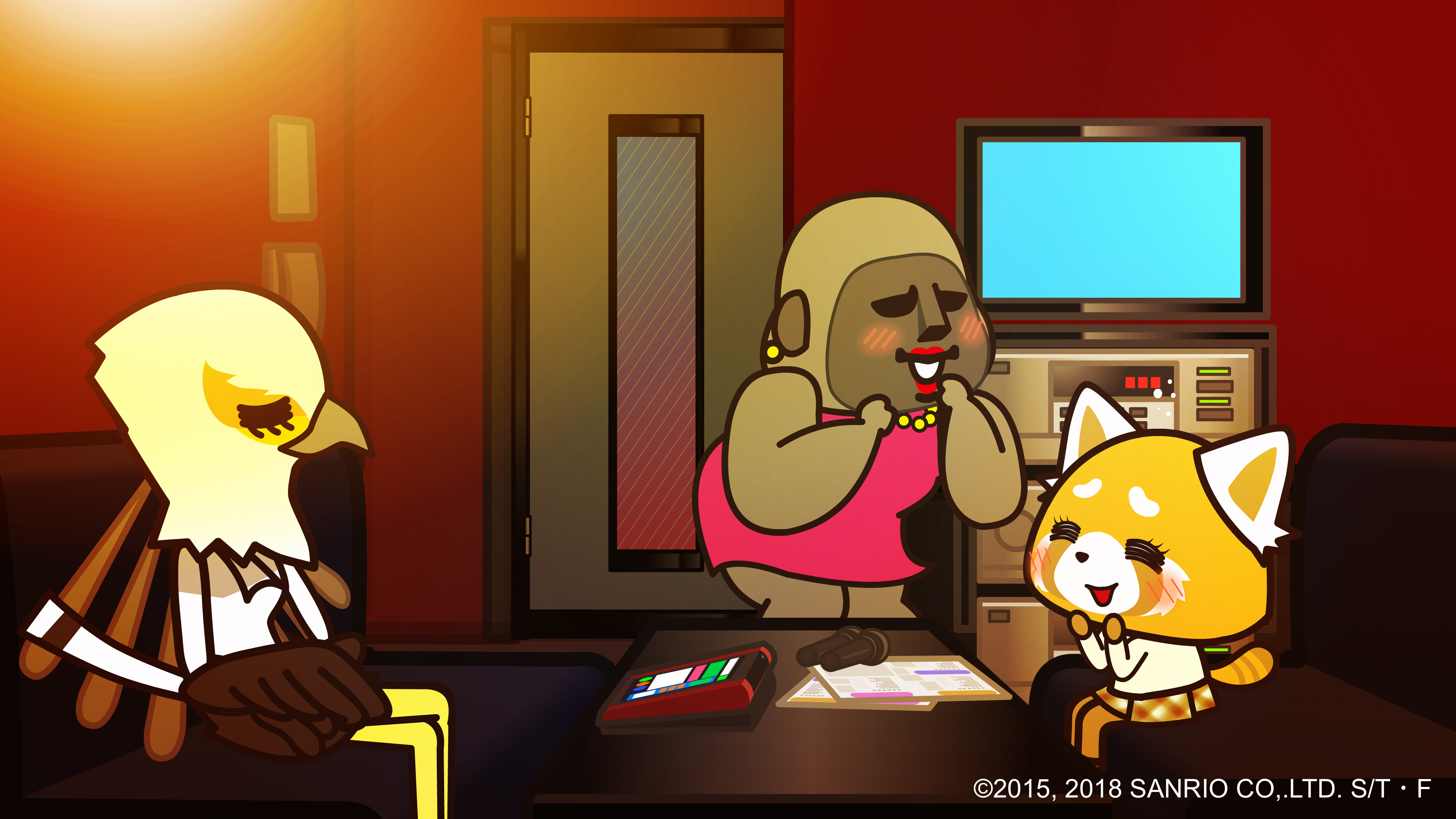 Gori And Washimi at the Karaoke Bar.jpg