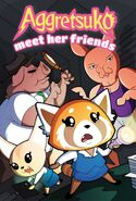 Aggretsuko Compilation MeetHerFriends