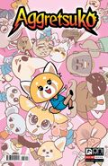 Aggretsuko Comic Issue2 CoverA