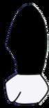 Eyepatch Weegee arm