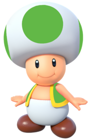 Super mario greeny the green toad 3d by joshuat1306 dcqja2o-fullview.png