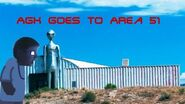 The Angry German Kid Episode 27 AGK Goes to Area 51