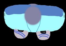 Leopold Slikk Front Sprite Overhead Body