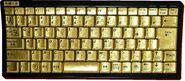 Kirameki Pure Gold Keyboard