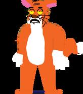 LeVar Brown the cat