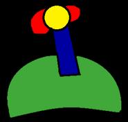 Leonard Hat Back 2 (My Version)